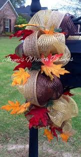 thanksgiving outdoor decorations best 20 fall mailbox decor ideas on pinterest fall mailbox