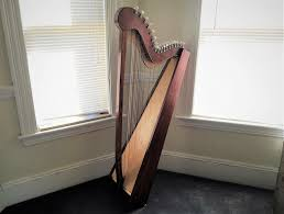 what size l harp do i need building a 35 string paraguayan harp