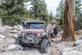 Rubicon Trail Map Climbing Up Big Bear U0027s John Bull Trail Drivingline