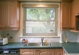 kitchen window blinds ideas kitchen window blinds beach regarding in decorations 9