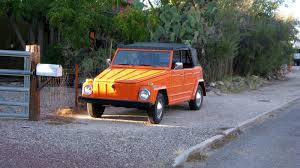 volkswagen type 181 thing the street peep 1973 volkswagen type 181 thing