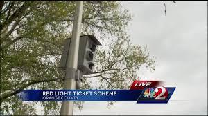 Traffic Light Ticket Red Light Ticket Scheme Reported In Orange County