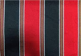 arabisches sofa 270gsm sadu schwarzes und rotes gestreiftes gewebe für arabisches