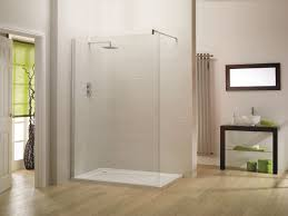 malindi frameless walk in fixed panel shower screen majestic