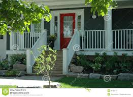 100 green house red door green house white trim perfect