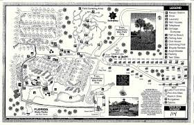 Florida State Parks Map by Camping Info The Stuff You Need To Know Topsail Hill Preserve