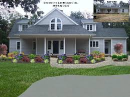 Residential Landscape Design by Landscape Design Ideas Front Of House Store 8 On Front Yard