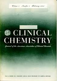 clinical chemistry through clinical chemistry a journal timeline
