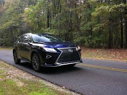 lexus hybrid suv issues 2016 lexus rx350 review reinvented for a new breed of buyer