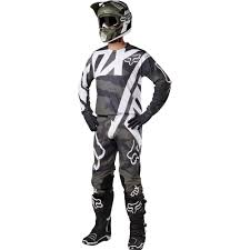 fox motocross suit fox racing 2017 360 creo jersey pants package camo available at