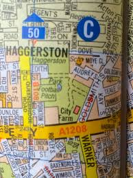 Paper Towns On Maps Help Find London U0027s Missing Map Traps Big Think