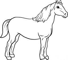 free horse coloring sheets desktop remarkable kids