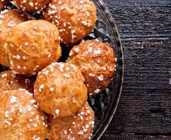 marmitons recettes cuisine chouquettes recette de chouquettes marmiton