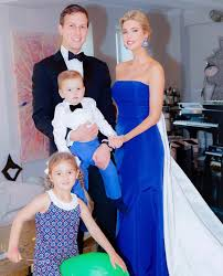 first daughter ivanka husband jared and family the trumps at