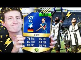 Sho Rudy how to win tots rudy easily 24th tots ultimate team tournament