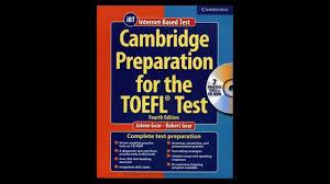 cambridge preparation for the toefl test 4th edition book u0026 cd