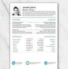 as 25 melhores ideias de free resume templates word no pinterest