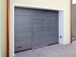 go porte sezionali porta sezionale residenziale modello platinum liscio go smooth