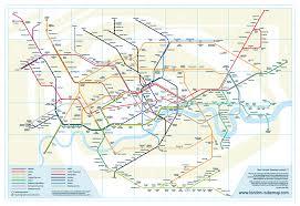 underground map zones edward tufte forum underground maps worldwide subway