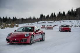 porsche snow top 4 things i learned at porsche camp4 winter performance driving