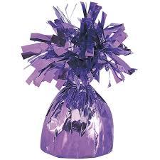 balloon weights purple foil balloon weight party decorations wholesale balloon ideas