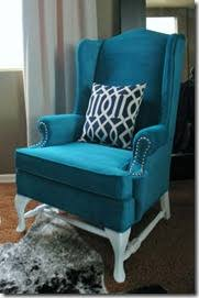 Fabric Paint For Upholstery Painting Upholstery How Easy Is It Emily A Clark
