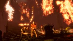 Wildfire Ft Drake by Uncharted 3 U2014 One Hell Of A Ride U2013 Gaming Trend