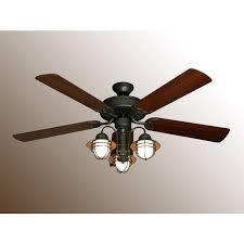 52 Ceiling Fan With Light Nautical Ceiling Fans Www Allaboutyouth Net