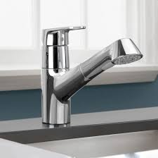 Grohe Pull Out Kitchen Faucet Bathroom Design Stunning Grohe Faucets Design For Sink Decor