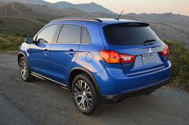2016 Mitsubishi Outlander Sport 2 4st 2wd Review Car Reviews And