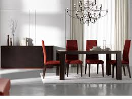 dining room table extensions marcelo ibanez inessa dining room modern dining room set