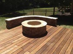 Chiminea On Wood Deck Fire Pits On Your Wood Deck Absolutely Decking Woods And Backyard