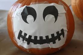 diy how i carved these cute pumpkins catch my party