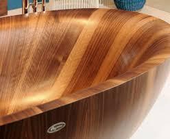 Wood Bathtubs Bathtubs Made From Wood Veneer And Lots Of It Woodworking Network