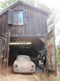 porsche home garage matt hummel talks vintage porsche collecting la carrera pan