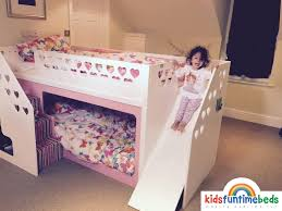 News Archives Bunk Beds Kids Beds Kids Funtime Beds - Pink bunk beds for kids