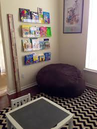 inside out design acrylic book shelves