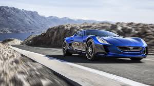 tesla supercar concept rimac создаст конкурента tesla roadster car mania самарский