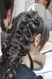 chignon tressã mariage nouer foulard dans tresse cheveux tresser foulards et cheveux