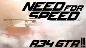 nissan skyline zum verkauf need for speed 2017 nissan skyline r34 gtr bestätigt youtube
