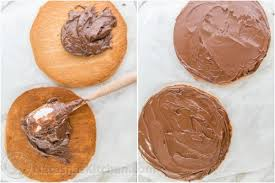 almond nutella cake macaron cake almond cake recipe