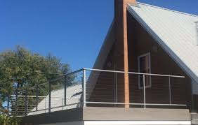 Cable Banister Residential Cable Railings Pascetti Steel Design