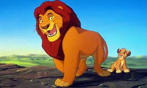 The Lion King Vinnieh Mufasa King