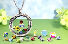 charm locket necklace charms images Teacher appreciation gift school teacher floating locket necklace jpg