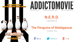 thanksgiving movie trailer what u0027s the name of the song the penguins of madagascar
