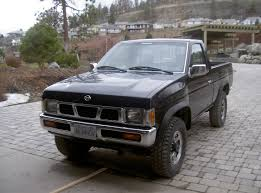 nissan hardbody 4x4 sykop 1995 nissan d21 pick up specs photos modification info at