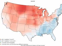 Dialect Map Usa by Soda Or Pop Coo Pon Or Cyu Pon Maps Reveal How America Speaks