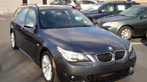 2010 bmw 535i xdrive wagon 6 speed m sport manheim imports youtube