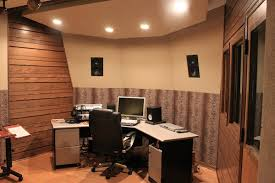 Recording Studio Desk Design by John Sayers Productions