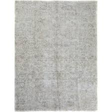 handmade vintage persian ivory overdyed rug sh 33487 carpet culture
